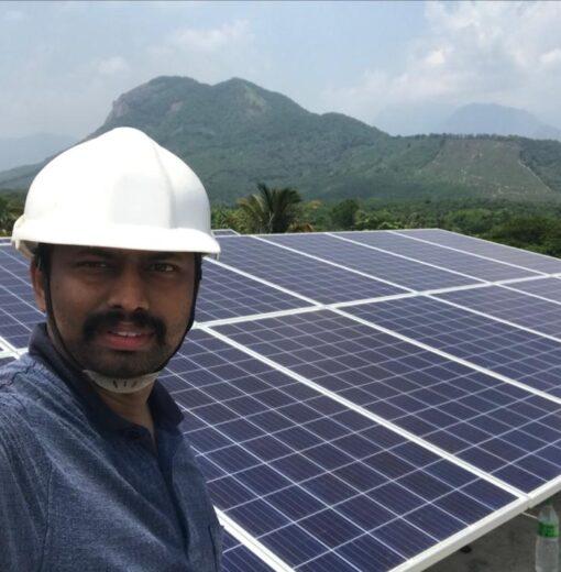 Desabandhu HSS – Thachampara, Palakkad – 15 kW